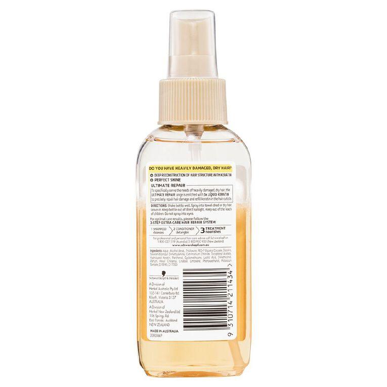 Schwarzkopf Extra Care Ultimate Repair Treatment 100ml, , hi-res