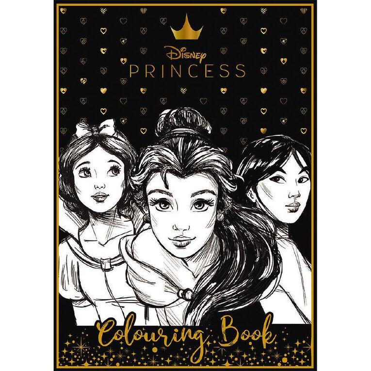 Disney Princess: Adult Colouring, , hi-res