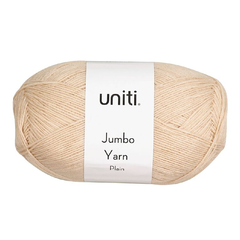 Uniti Yarn Jumbo 8 Ply Blush Pink 300g, , hi-res