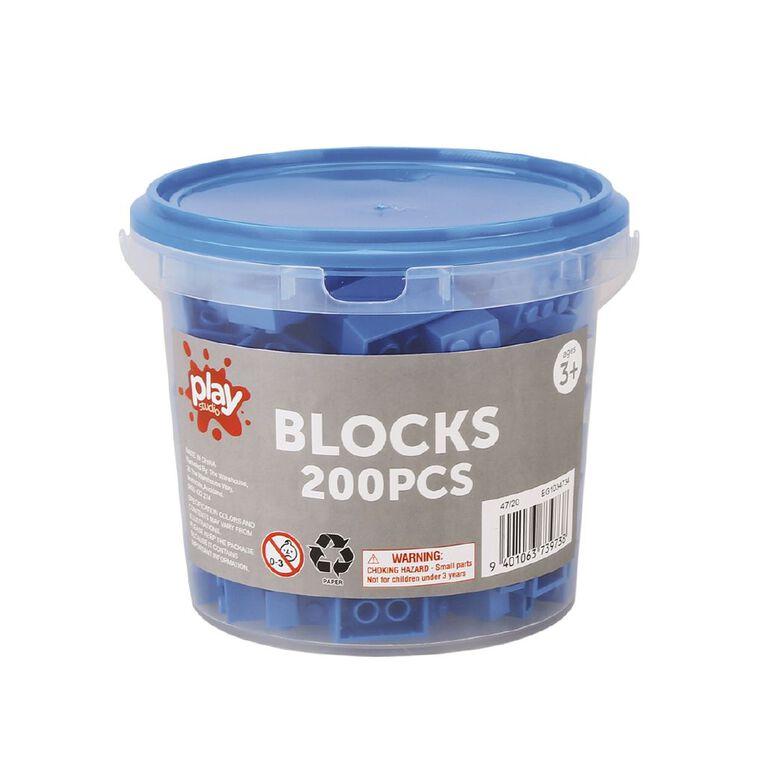 Play Studio Blocks 200 Pieces, , hi-res