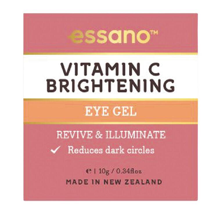 Essano Vitamin C Eye Gel 10g, , hi-res