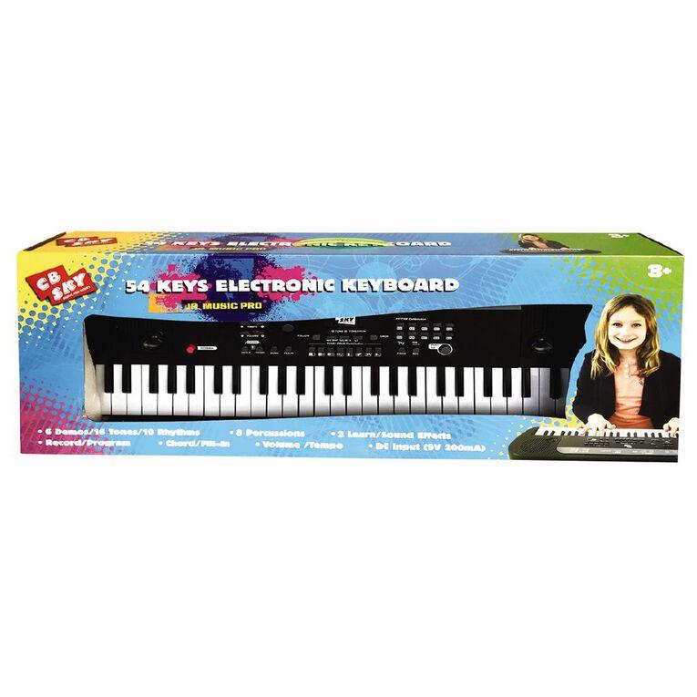 CB Sky Electronic Keyboard 54 Keys, , hi-res