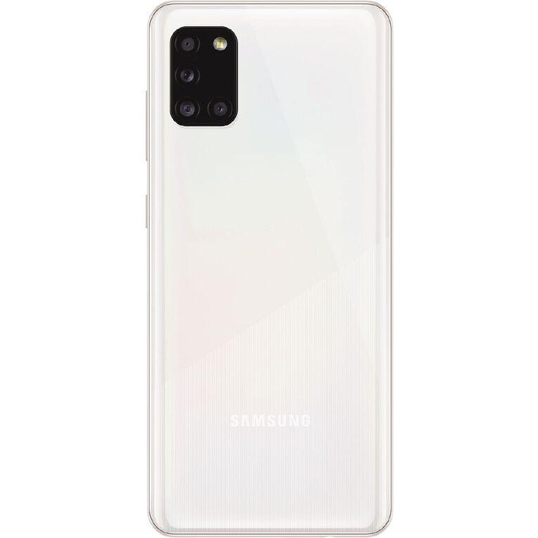 2degrees Samsung Galaxy A31 128GB White, , hi-res