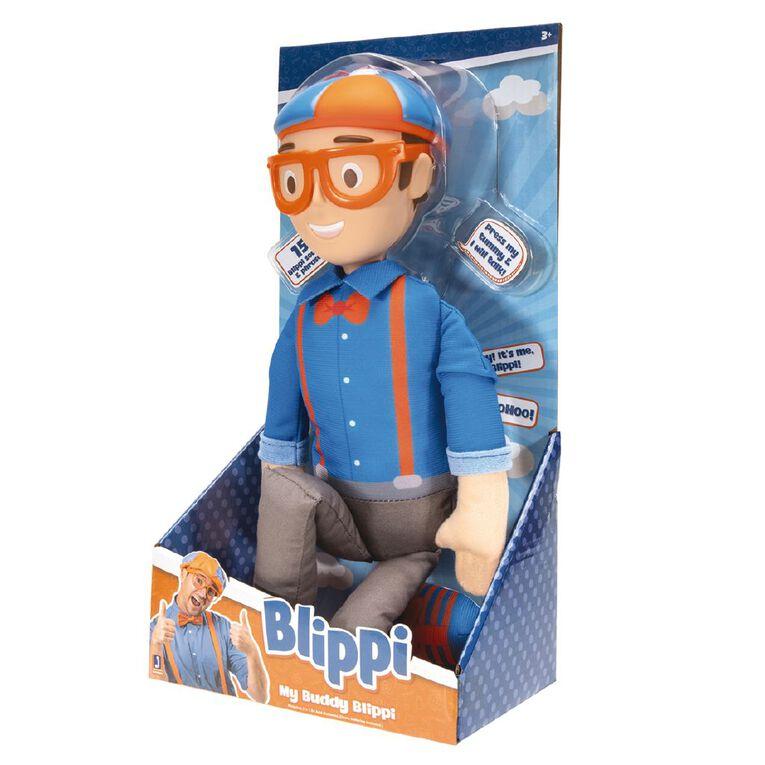 Blippi Feature Figure, , hi-res