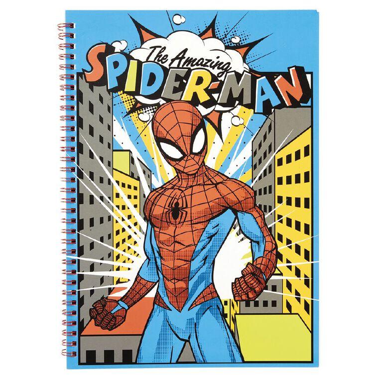 Spider-Man Notebook A4, , hi-res