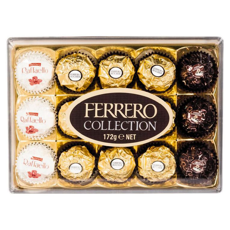 Ferrero Rocher Collection 15 Pack, , hi-res
