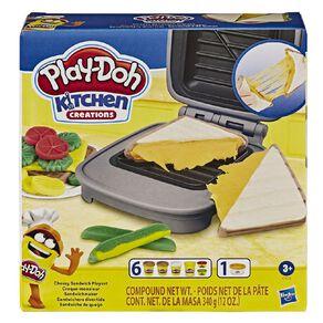 Play-Doh Cheesy Sandwich