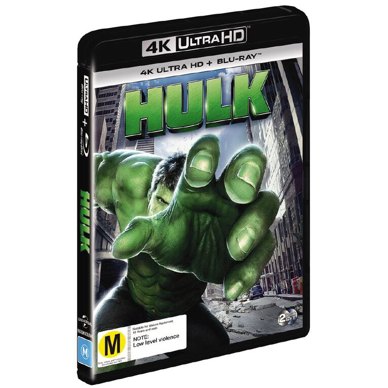 Hulk (2003) 4K Blu-ray 2Disc, , hi-res