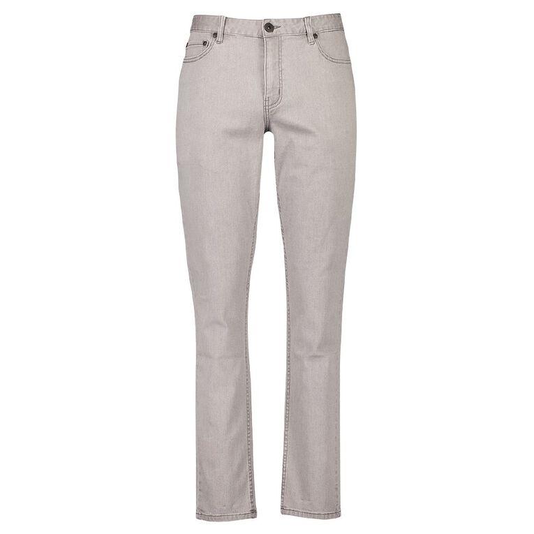 Garage Men's Skinny Jeans, Grey Light, hi-res