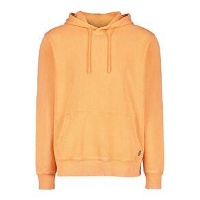Garage Men's Garment Dyed Hooded Sweatshirt