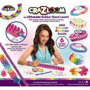 Cra Z Loom Unicorn & Neon Assorted