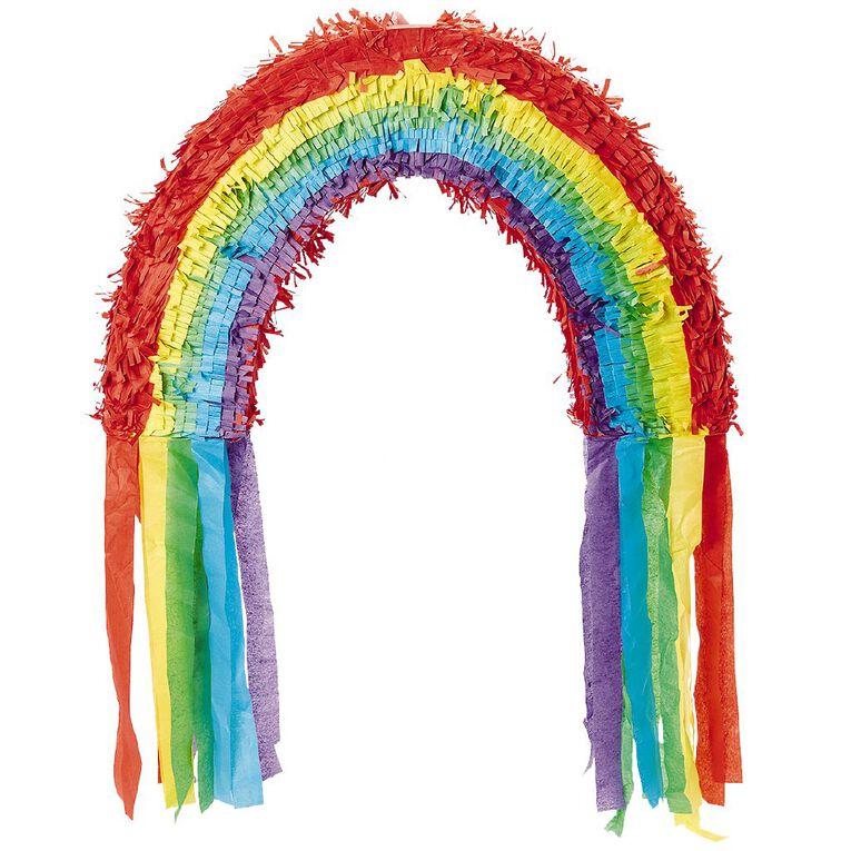 Party Inc Rainbow Pinata, , hi-res