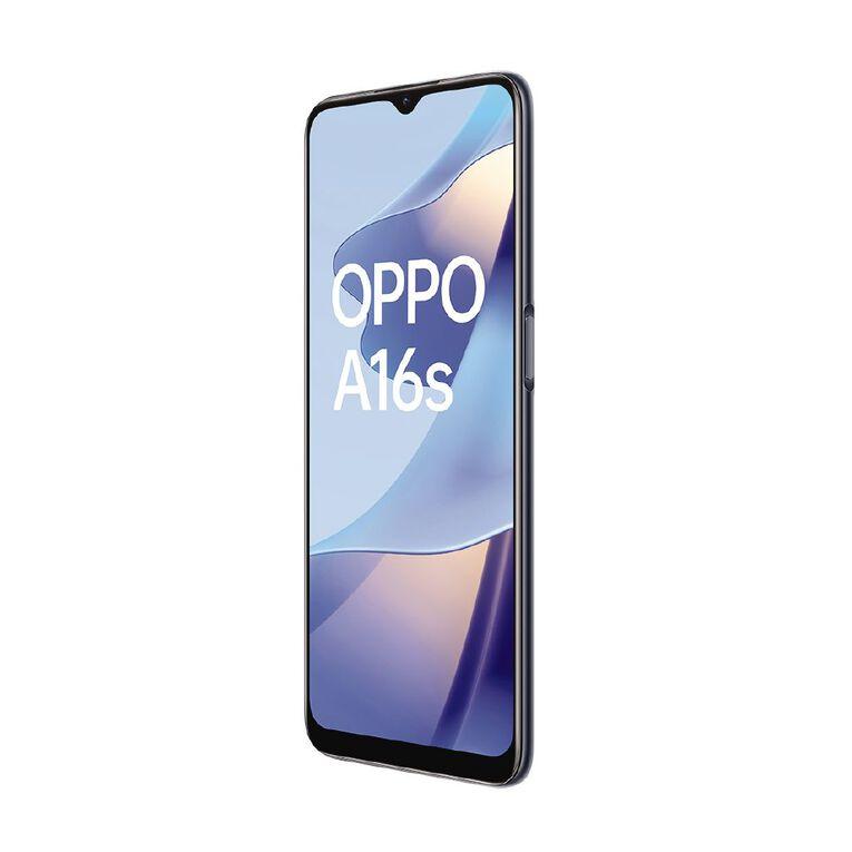 OPPO A16s Black, , hi-res