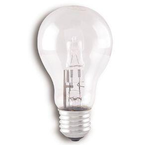 Edapt Halogen Classic Bulb E27 Clear 52w Warm White
