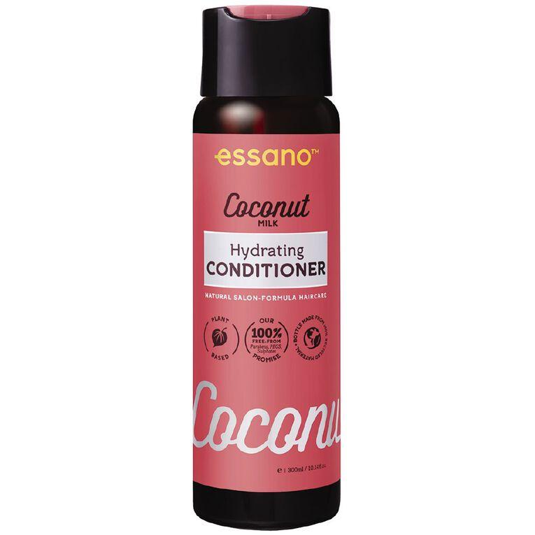Essano Conditioner Coconut Milk Hydrating 300ml, , hi-res