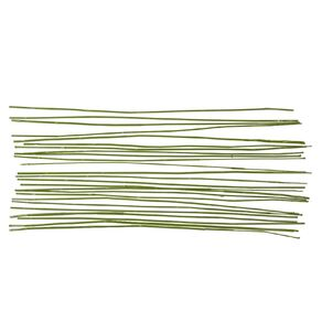 Kiwi Garden Powder Coated Bamboo Stakes 122cm 8mm -10mm 25 Pack