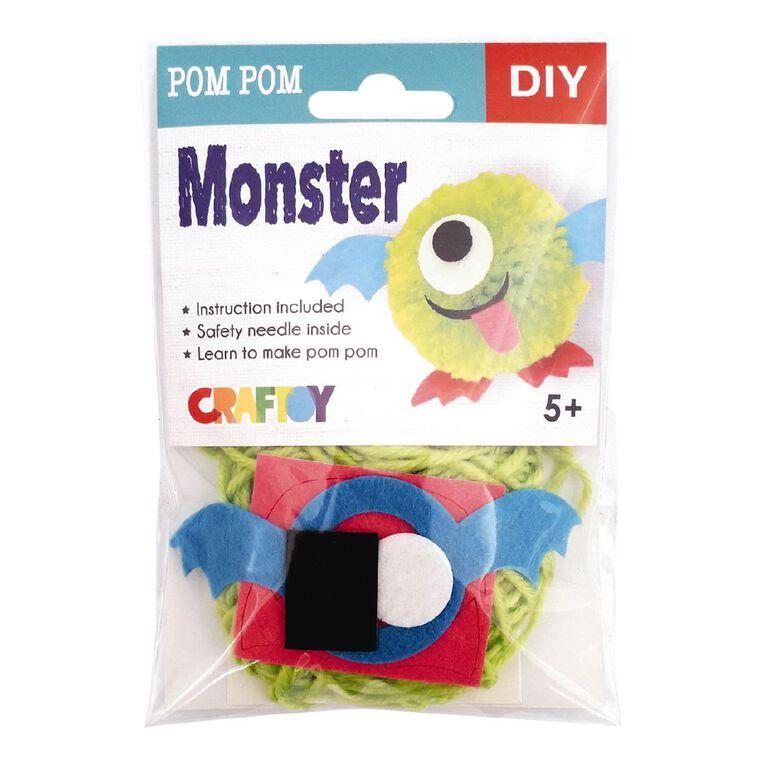 Pom Pom Mini Packs Assorted, , hi-res