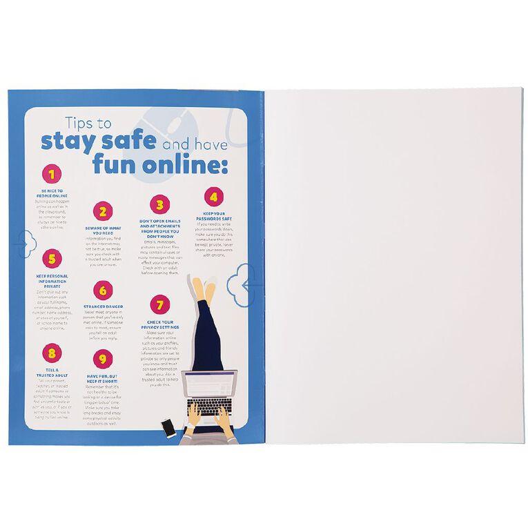 WS Activity Book Blank, , hi-res