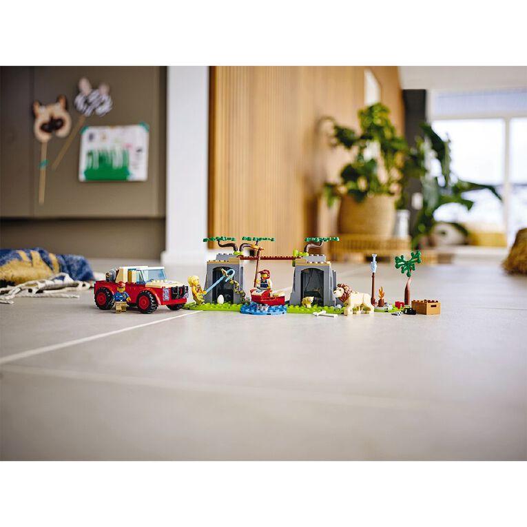 LEGO CITY Wildlife Recsue Off-Roader 60301, , hi-res