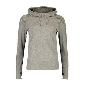 Active Intent Women's Seamless Hooded Sweatshirt