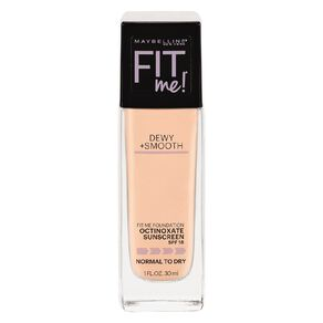 Maybelline Fit Me Dewy + Smooth Foundation 115 Ivory