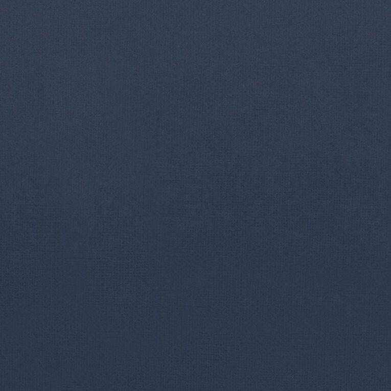 American Crafts Cardstock Textured Denim Blue 12in x 12in, , hi-res