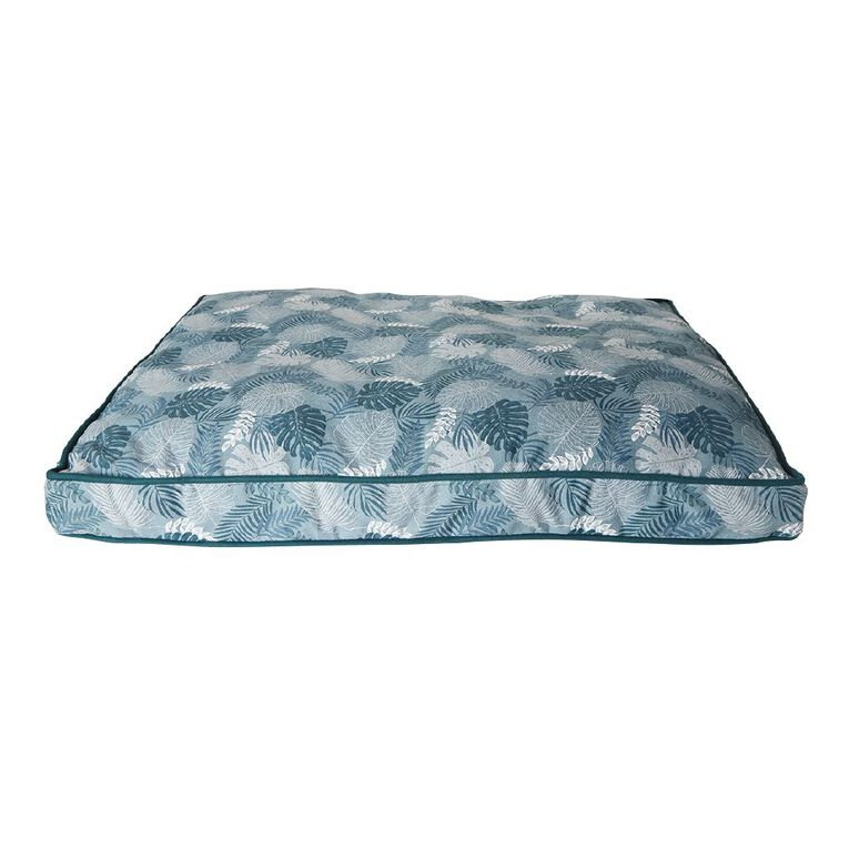 Petzone Pillow Bed Large Foliage Print, , hi-res