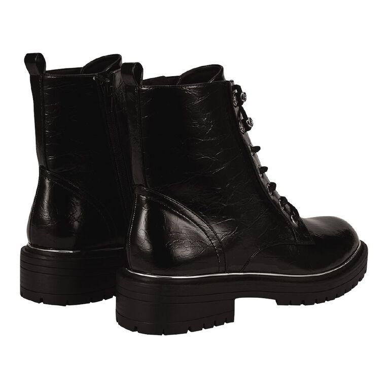 H&H Sofia Boots, Black, hi-res