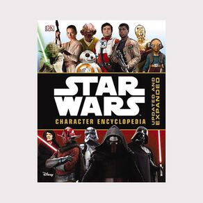 Star Wars Character Encyclopedia by Pablo Hidalgo & Simon Beecroft