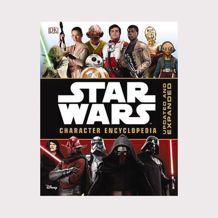 Star Wars Character Encyclopedia by Pablo Hidalgo & Simon Beecroft, , hi-res