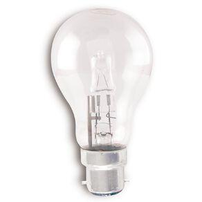 Edapt Halogen Classic Bulb B22 Clear 70w Warm White