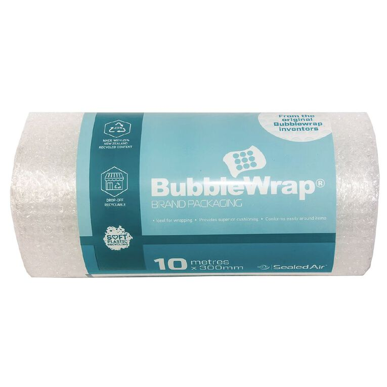 Sealed Air Recycled Bubble Wrap 300Mm X 10M, , hi-res