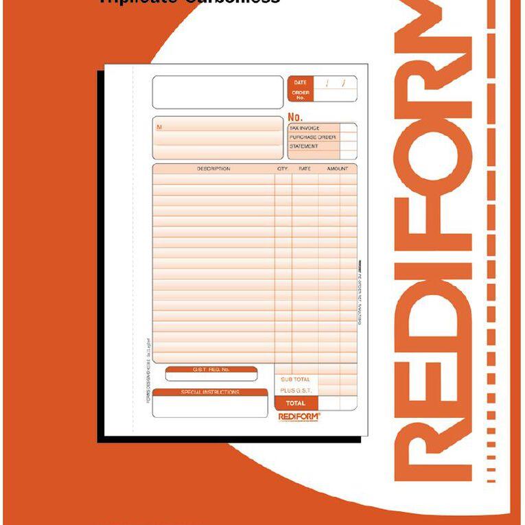 Rediform Multipurpose Book Triplicate 50 Sets A5, , hi-res