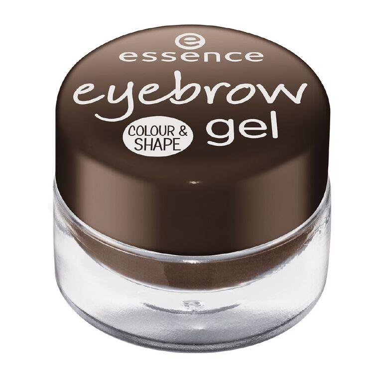 Essence Eyebrow Gel Colour & Shape 01, , hi-res