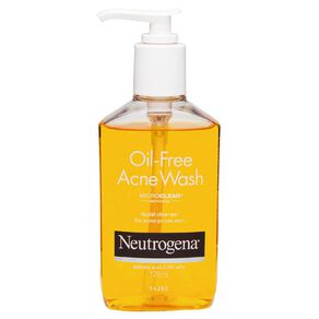 Neutrogena Oil Free Acne Wash 175mL