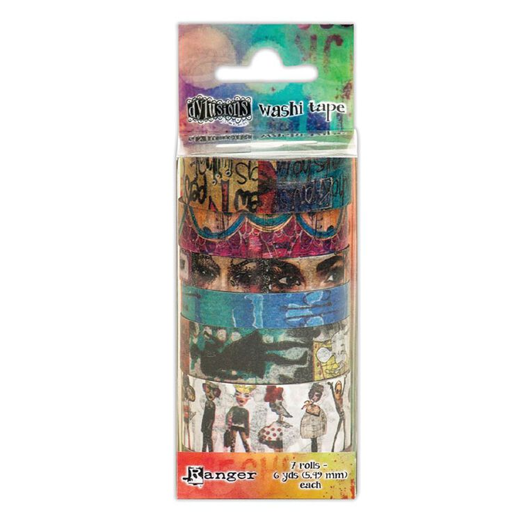 Ranger Dylusions Washi Tape #2, , hi-res