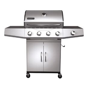 Gascraft Eldorado 4 Burner BBQ With Side Burner