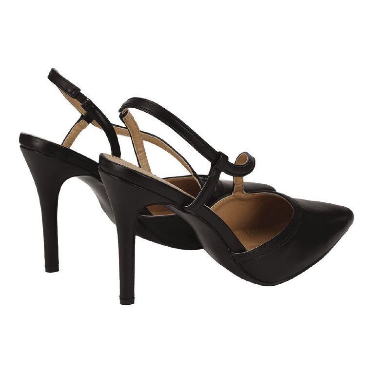 H&H Joanne Shoes, Black, hi-res