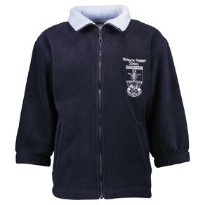 Schooltex Weymouth Primary Polar Fleece Jacket with Embroidery