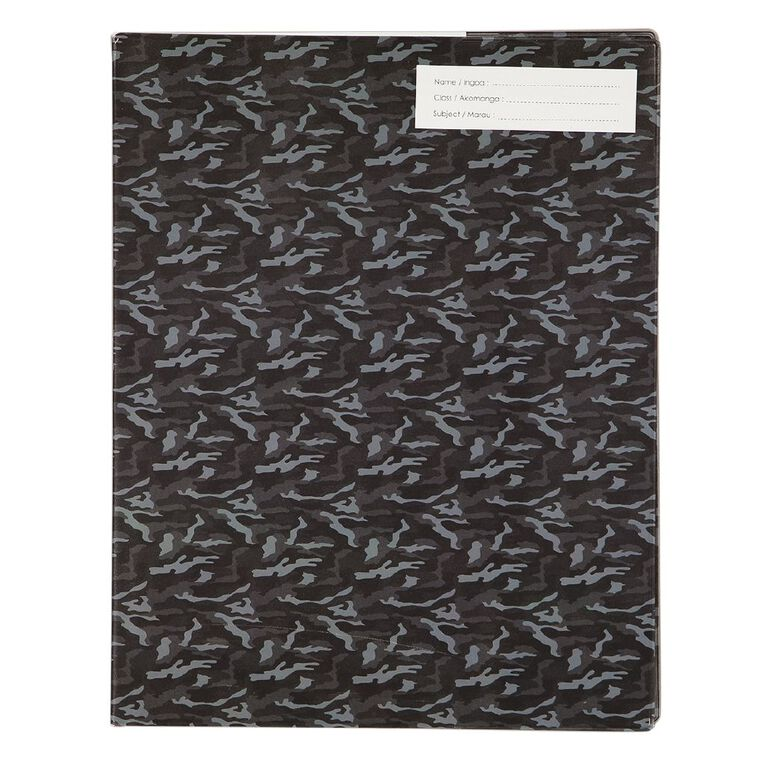 WS Book Sleeve 1b5 Camo 1 Pack, , hi-res image number null