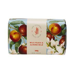Winter Fruit Wild Peach And Almond Milk Soap 200g