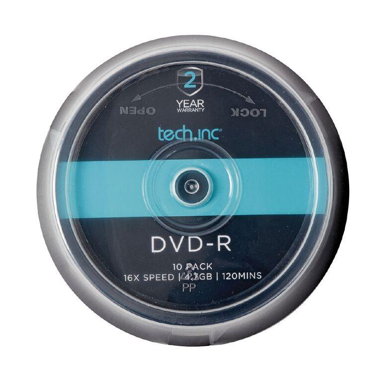 Tech.Inc DVD-R 10 Pack, , hi-res