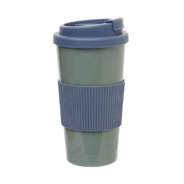 Living & Co Travel Mug Mirage Blue, , hi-res