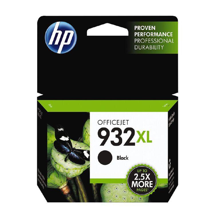 HP Ink 932XL Black (1000 Pages), , hi-res