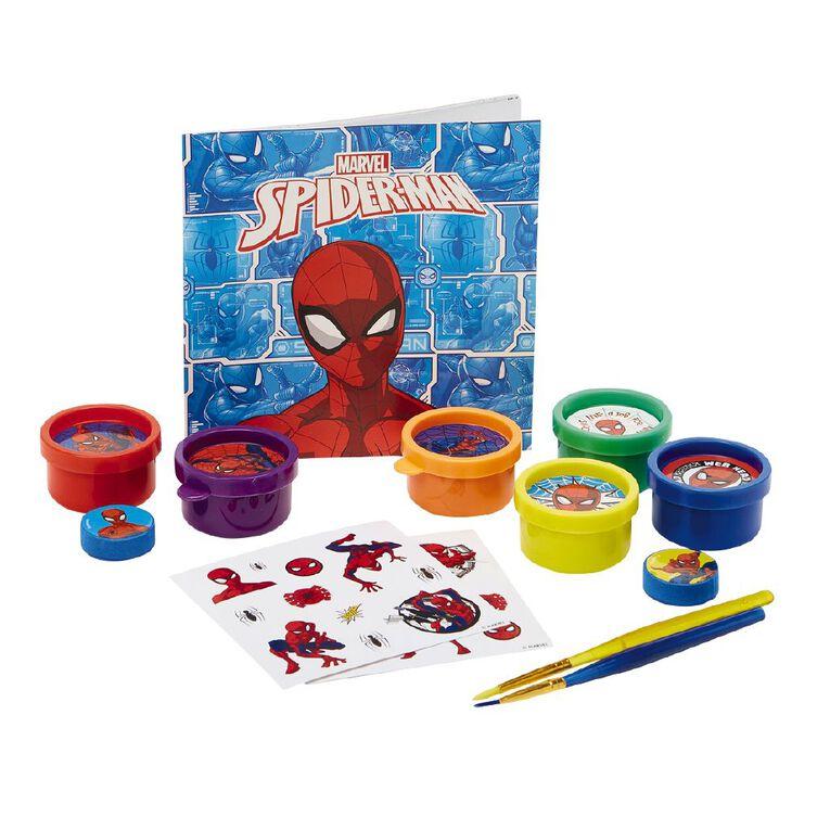 Spider-Man Backpack Art Set, , hi-res