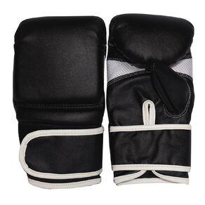 Active Intent Boxing Mitts Black L-XL