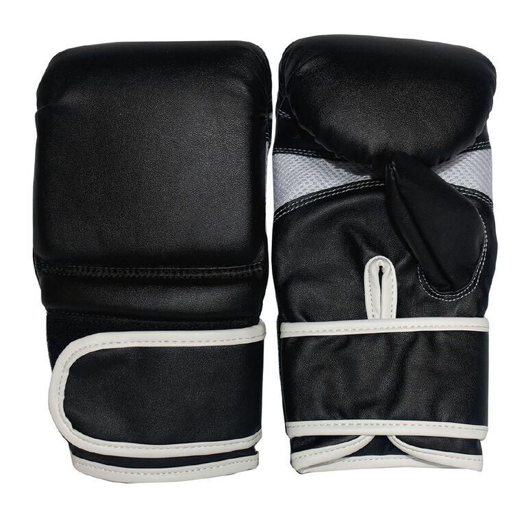 Active Intent Boxing Mitts Black L-XL, , hi-res