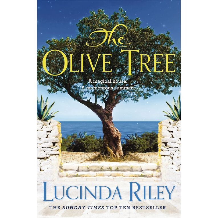 The Olive Tree by Lucinda Riley, , hi-res