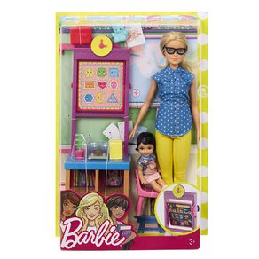 Barbie I Can Be Careers Playset Assorted