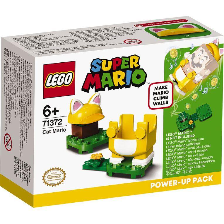 LEGO Super Mario Cat Mario Power-Up Pack 71372, , hi-res